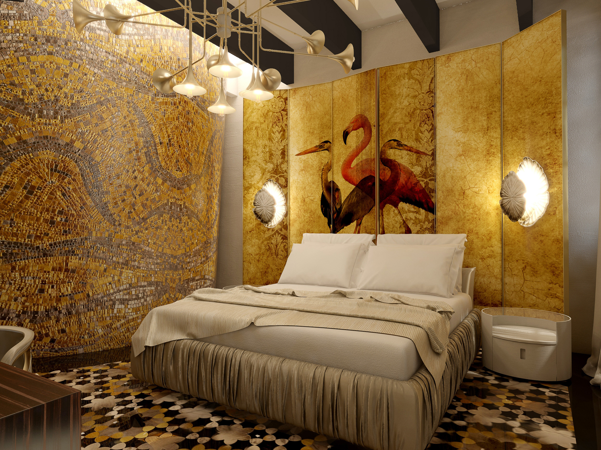 progetto hotel ormus